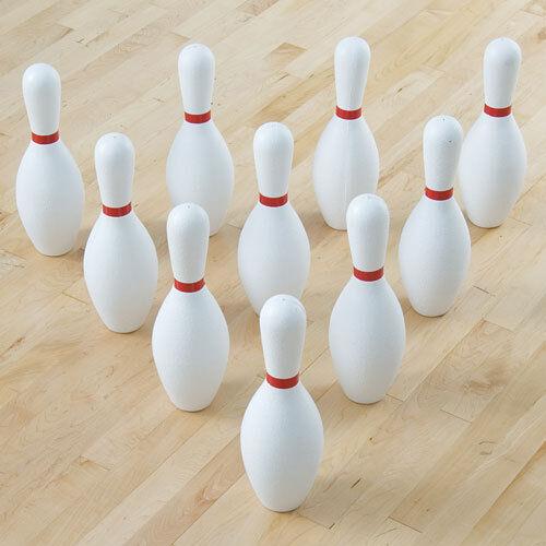 GameCraft Tuff Foam Bowling Pin Set