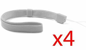 4x-Grey-Hand-Wrist-Strap-For-Wii-Remote-Controller-PSP-DSL-3DS-DSi-2DS-Switch