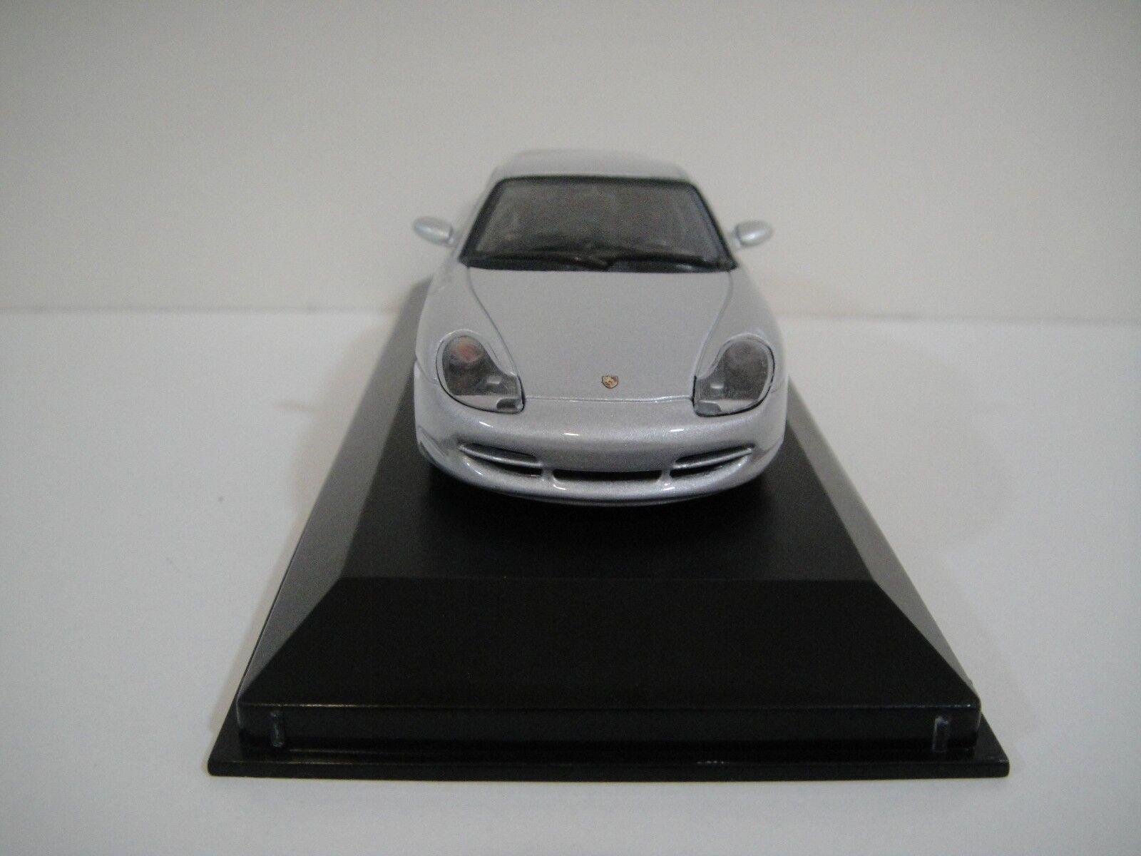 --1 43 MINICHAMPS. PORSCHE 911 911 911 GT3 STREET CAR plata fa747f