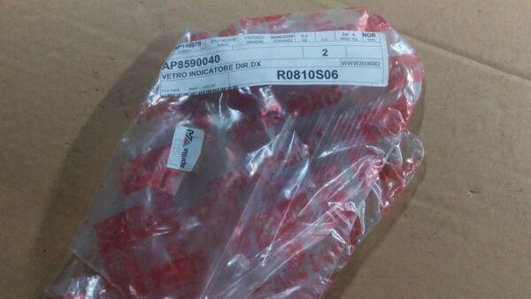 Ap8590040 Vetro Indicatore Direzionale Freccia Dx Aprilia Sport City '04 '12 Vendite Di Garanzia Della Qualità