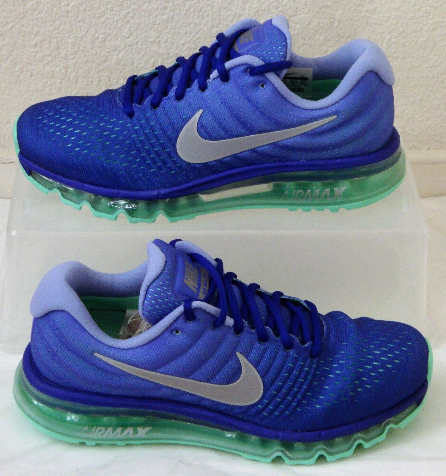 New Nike Chaussures Air Max 2018 Persian Concord femmes US
