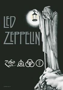 LED-ZEPPELIN-FLAGGE-FAHNE-STAIRWAY-TO-HEAVEN-POSTERFLAGGE-POSTER-FLAG-STOFF