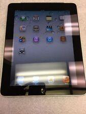 Apple iPad 1st Generation 64GB, Wi-Fi, 9.7in - Black (MC822LL/A)