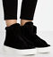 DKNY-Donna-Karan-Mason-Fur-Shearling-Shoes-Boots-Shoes-Sneakers-Trainers thumbnail 1