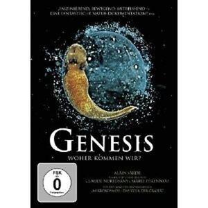 Genesis-DVD-natura-documentazione-NUOVO