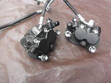 Front brake calipers pads line Burgman 400 AN400 Suzuki 2012 07-12  #L1