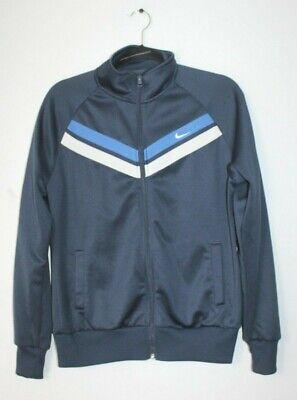 Nike The Athletic Dept Full Zip Track Jacket Men's Size L Navy | eBay