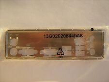 960GC-GS FX ASRock motherboard I/O Shield N68-GS4 960GM-S3 G31M-VS2 UCC N68С-S