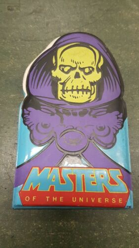 Greyskull Masters Taccuino 1986