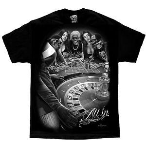 All-In-DGA-David-Gonzales-Art-T-Shirt