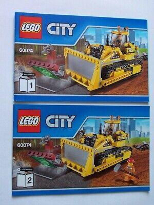 Instruction Nr 60074 LiebenswüRdig Lego® Bauanleitung