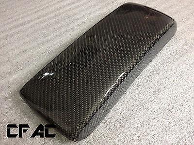 CFAC Carbon Fiber Kevlar Hybrid Armrest Lid Cover FOR 94 - 97 Honda Accord
