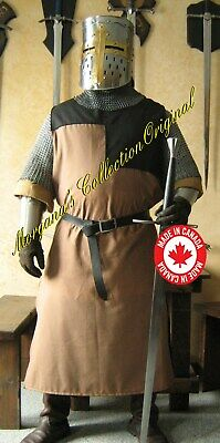 Medieval Knight Heraldry SCA Surcoat Tunic Tabard T14