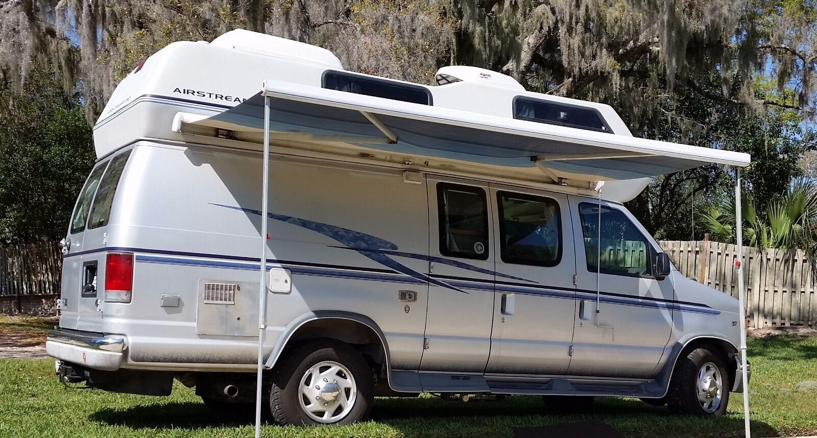 Outstanding 1999 Airstream B190 Only 21000 Miles On New Engine