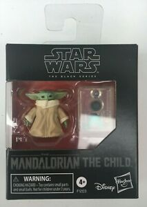 "Star Wars Black Series The Mandalorian THE CHILD (Grogu) 1"" Figure -MIB"