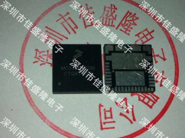 MC33888FB Encapsulation:QFP64 Manu:MOTOROLA Quad High-Side and Octal Low-Side