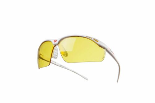 running cycling Slim fit Racquetball Goggles Gearbox Vision amber racquetball