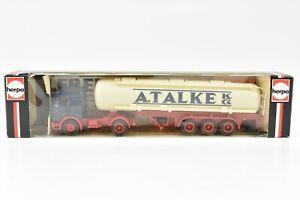 Herpa-806206-Mercedes-A-Talke-KG-Tanker-Truck-1-87-HO-Skala-NEU-in-Box