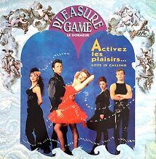 """Pleasure Game 12"""" Activez Les Plaisirs... (Love Is Calling) - France (VG/EX)"""