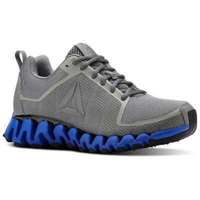 Latest Reebok ZigWild TR 5.0 Men Running Shoes Ash Grey