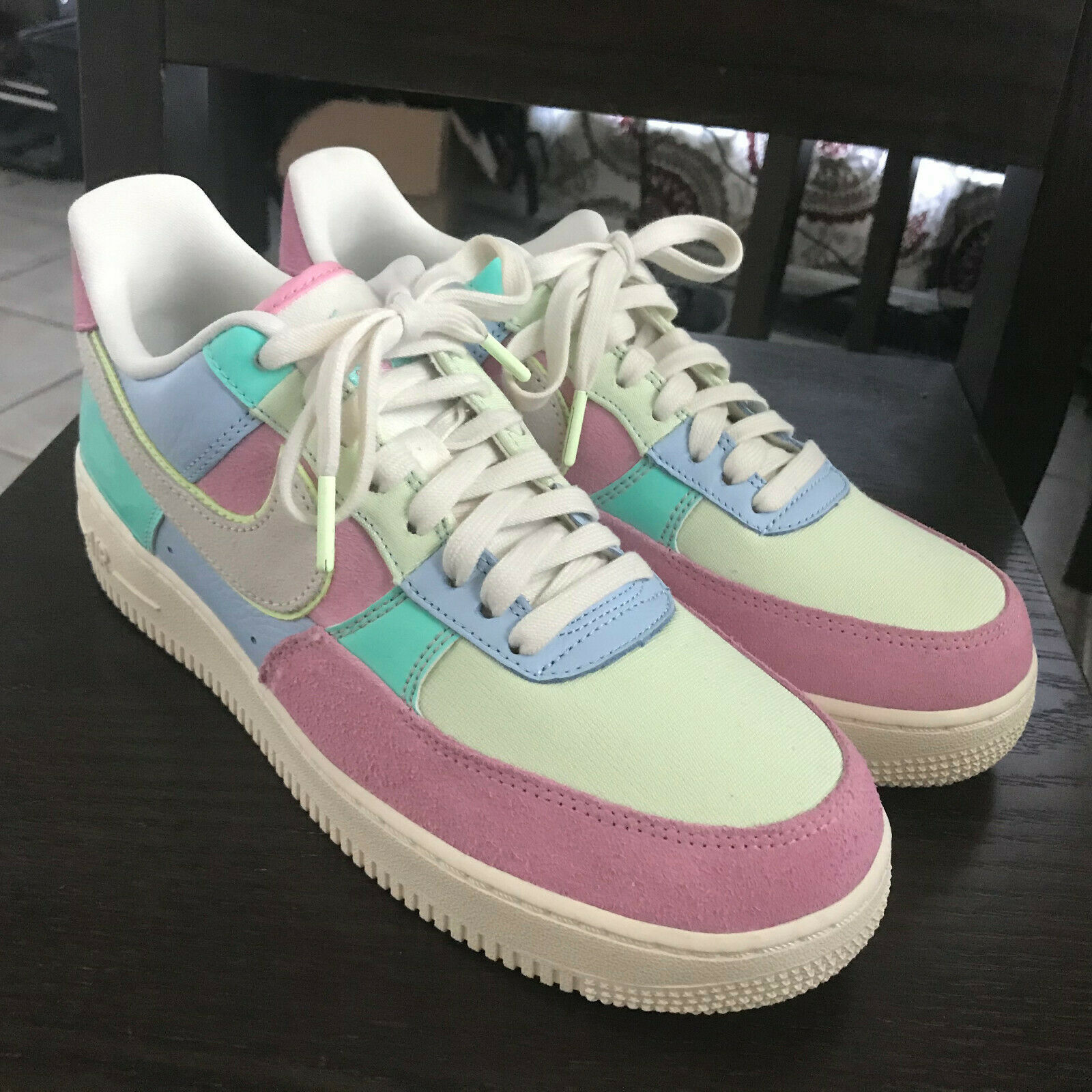 Nike Air Force 1 Low 07 QS Easter Ice