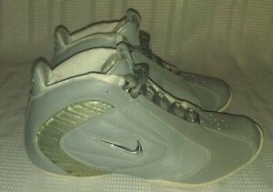 VTG 2004 NIKE Air Zoom Adrenaline OG Basketball Shoes Green