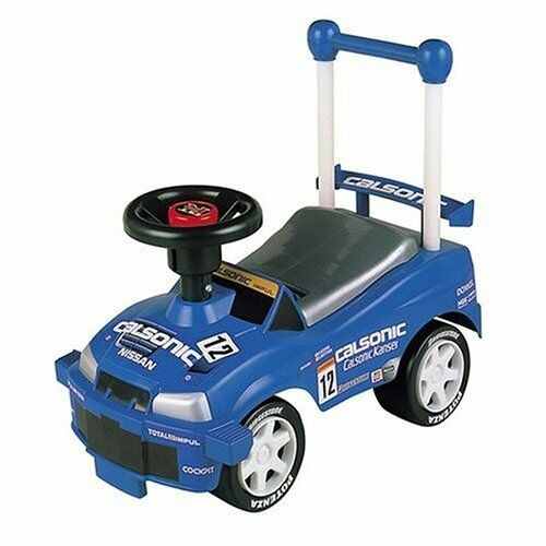 Passenger Calsonic Skyline Ride-on toy car car car Japan new. 765380