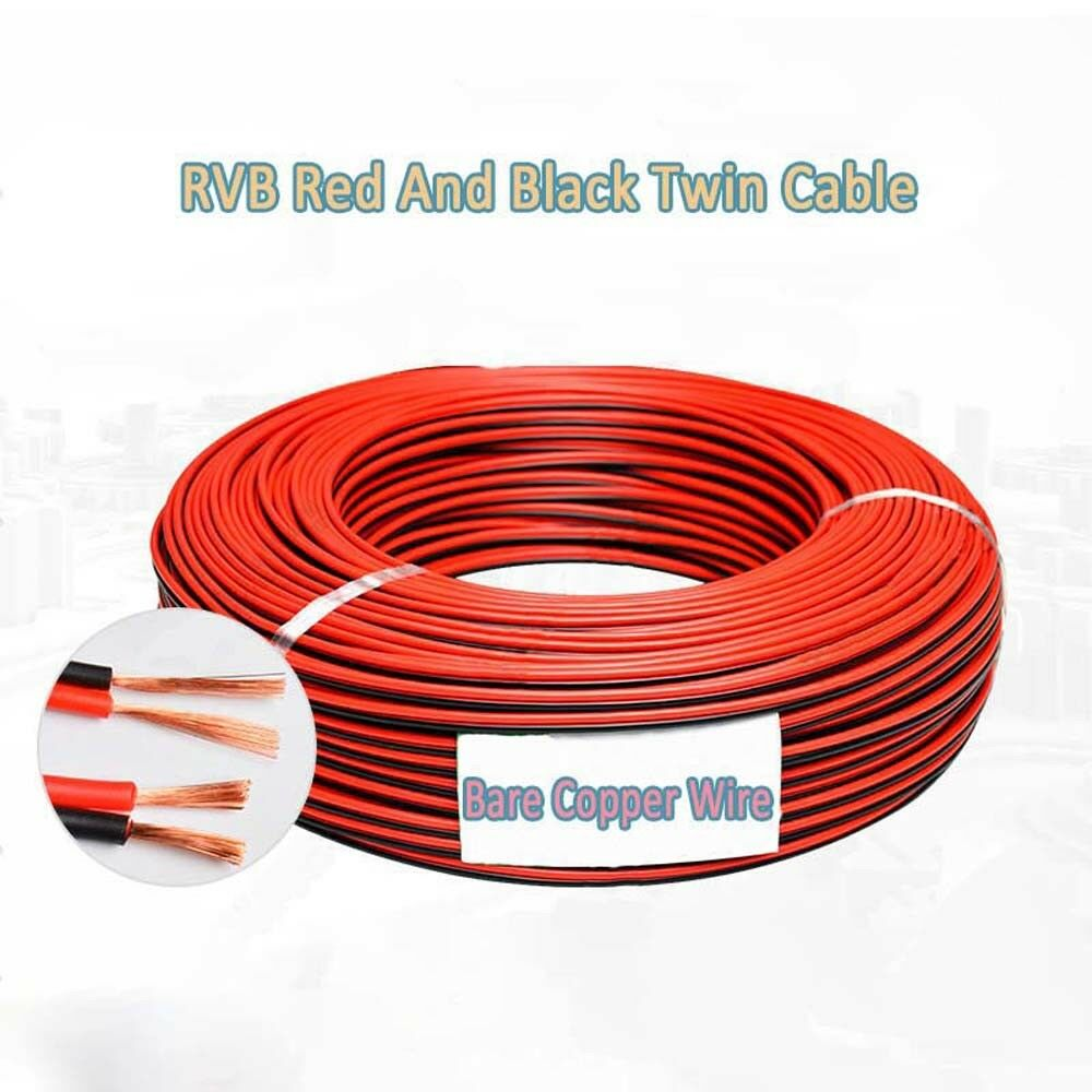 5 CORE AUTO CABLE 1.0mm 16.5 AMP CAR WIRE 15 METRES MULTICORE THINWALL 1MM  15M