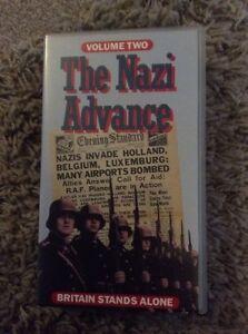 VOLUME 2 THE NAZI ADVANCE BRITAIN STANDS ALONE READERS DIGEST VIDEO VHS - Edinburgh, United Kingdom - VOLUME 2 THE NAZI ADVANCE BRITAIN STANDS ALONE READERS DIGEST VIDEO VHS - Edinburgh, United Kingdom