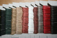 Oxley ( oxella) Thread - 25m Bonded Nylon - Upholstery / Leather / Industrial M8