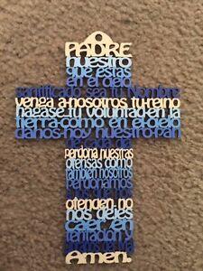2aa39618417 Image is loading Cruces-Recuerdos-Primera-Comunion-o-bautizos-con-el-