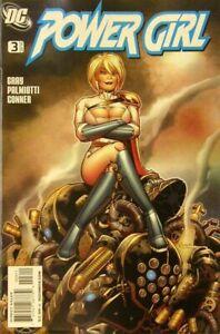 Power-Girl-Vol-1-3-como-Nuevo-NM-Dc-Comics-Edad-Moderna