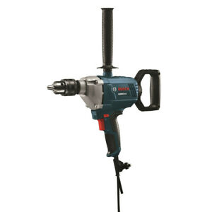 Bosch 9.0 Amp High-Speed Drill/Mixer Reconditioned