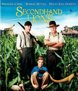 Secondhand-Lions-BLU-RAY-NEW