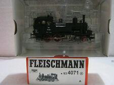 Digital Fleischmann HO/DC 93 4071 Dampf Lok 770.86 ÖBB (RG/CL/178-95S9/1)