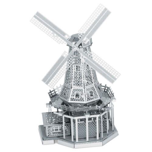 Metal Earth Windmühle Windmill