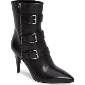 NEW Michael Kors Women's Lori Dress Boots Size 10 M Black $225