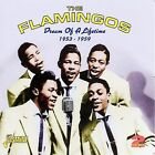 Dream of a Lifetime 1953-1959 by The Flamingos (Doo Wop) (CD, Jan-2010, 2 Discs, Jasmine Records)