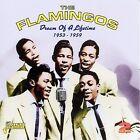 Dream of a Lifetime 1953-1959 by The Flamingos (Doo Wop) (CD, Jan-2010, 2 Discs, Jasmine Records)