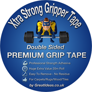 High-Strength-Double-Sided-Mesh-Adhesive-Tape-Strong-Carpet-Rug-Gripper-Tape