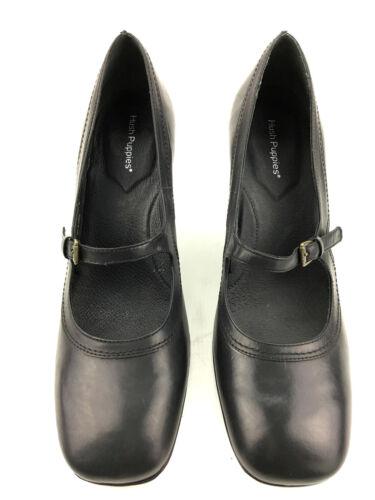 femmes Chaussures à Hush Jane taille États Mary noires Puppies Unis 8 pour talons 5Zqq0w