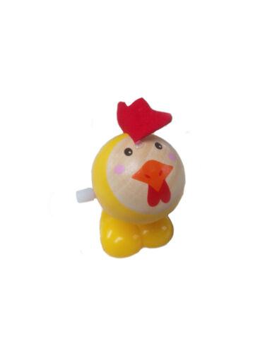 Kinder Hüpftiere Aufzieh-Hüpftiere Haase Frosch Schwein Hahn Spielzeug