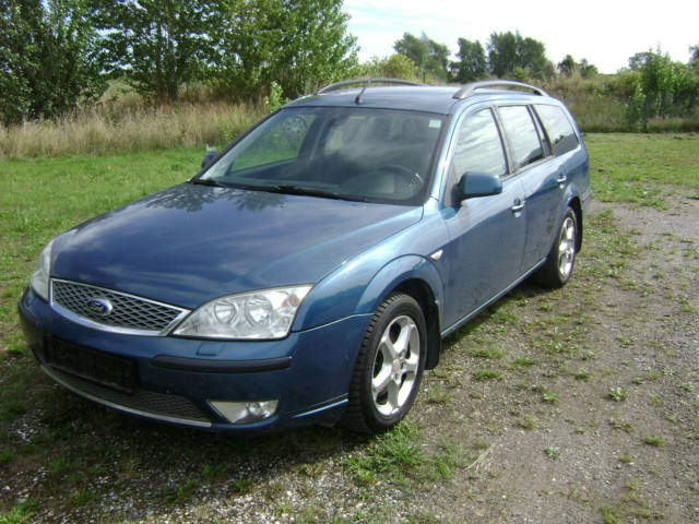 Ford Mondeo, 2,0 Ambiente stc., Benzin, 2006, km 227000,…