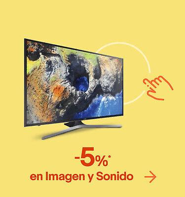 -5%* en Imagen y Sonido