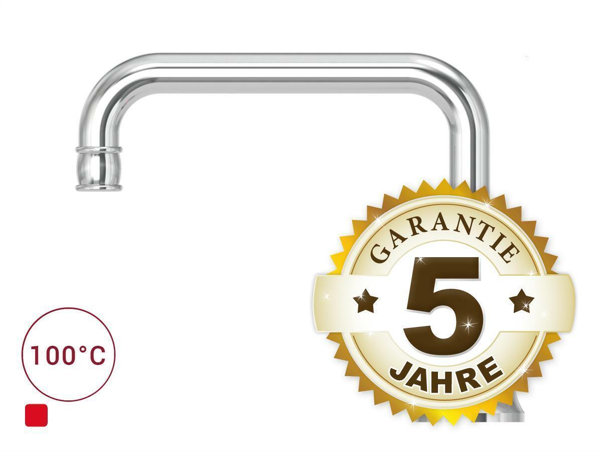 Quooker PRO3-VAQ B Classic Nordic Square CHR verchromt Kochendwassersystem Küche