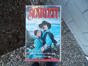 """Scarlett, Film-Fortsezzung """" Vom """"Winde verweht"""", 2 gut erh. """"VHS-Kassetten"""" - Schmitten, Deutschland - Scarlett, Film-Fortsezzung """" Vom """"Winde verweht"""", 2 gut erh. """"VHS-Kassetten"""" - Schmitten, Deutschland"""