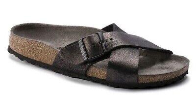 Birkenstock Siena VL Damen Schuhe Sandale Pantolette normal 1014376 (Schwarz) | eBay