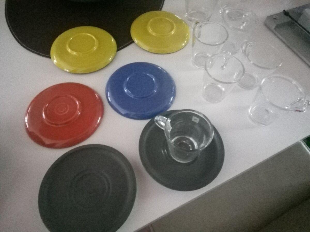Splinterny Glas, Lungo og espresso kopper, – dba.dk – Køb og Salg af Nyt og Brugt DF34