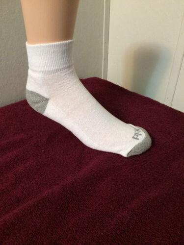 *** 6 Pair Men/'s Performance Footwear Brand Athletic Ankle Socks 10-13 LQQK***