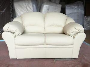 Divano Due Posti Pelle.Divano 2 Posti E Divano 3 Posti Imbottito Eco Pelle Sofa Made In